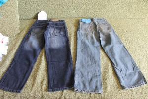 джинсы нов 122-128 попа
