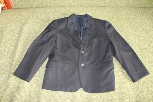 пиджак черн пеплос 51-11-44