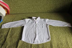 рубашка белая 5 49-9-43