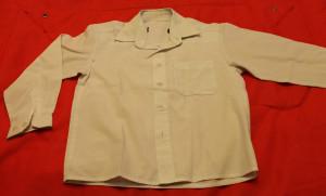 рубашка белая 48-12-41
