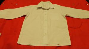 рубашка белая 51,5-11-41,5