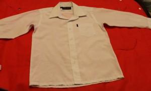 рубашка белая Proxy 33-34 54-11.5-40.5