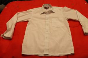 рубашка белая Rabani 6-122-128 59-12,5-48