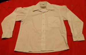 рубашка белая Царевич 29 116-122 49-11,5-43