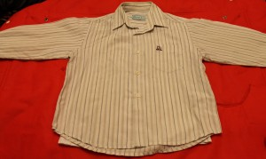 рубашка полосатая  Daalas 49-12,5-39