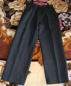 брюки черные la DJOTTO 85-62