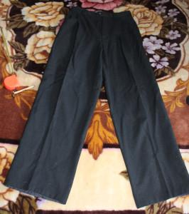 брюки черные XXL вн.ш88, шаг.ш64