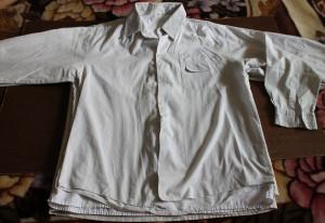 рубашка белая XXXL 62-15-48