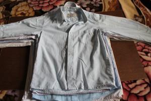 рубашка бледно гол Царевич 32-134_140 57-12-49
