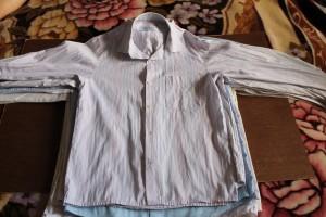 рубашка в пол SkyLake 8 58-12,5-50,5