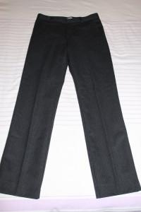 брюки сер cacharel полосат на подкладке с утяж 87-68