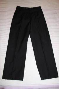брюки черн с полоской 140-72 83-60-32.5