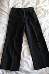 костюм син в полоску Бефо брюки 81-58