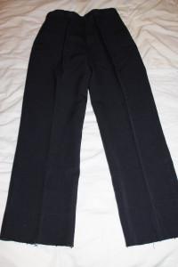 брюки син с деф 150р 86-64