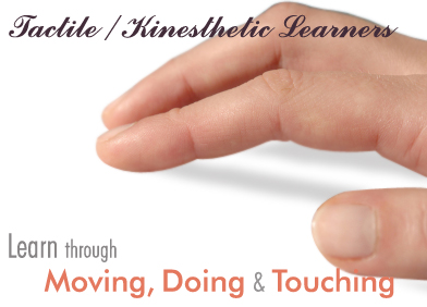 tactile-kinesthetic-learners