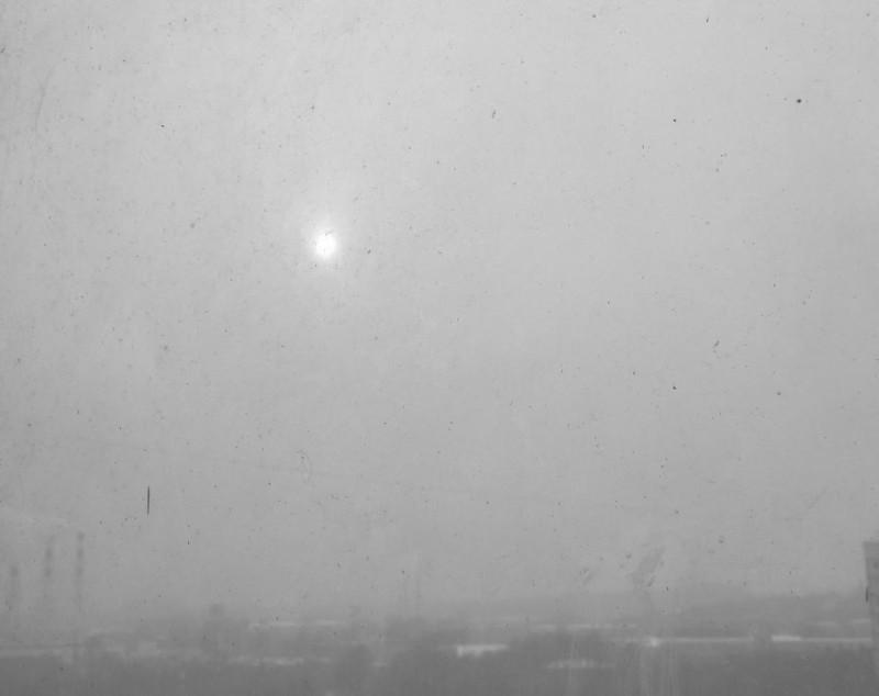 4. Увидеть солнце за морозной пеленой...