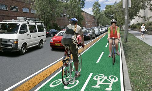 Велосипедная дорожка 2