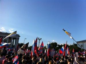 Novorossia-Meeting