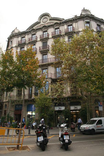 Barcelona-calle-avenida-mybarcelona.info, apassionata, ФОТО, Барселона, Испания, путешествия, блог,