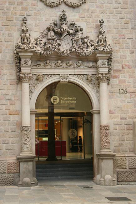Barcelona-edificio-puerta-mybarcelona.info, apassionata, ФОТО, Барселона, Испания, путешествия, блог,