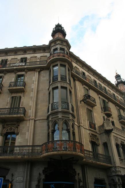 Barcelona-edificio-rincon-mybarcelona.info, apassionata, ФОТО, Барселона, Испания, путешествия, блог,