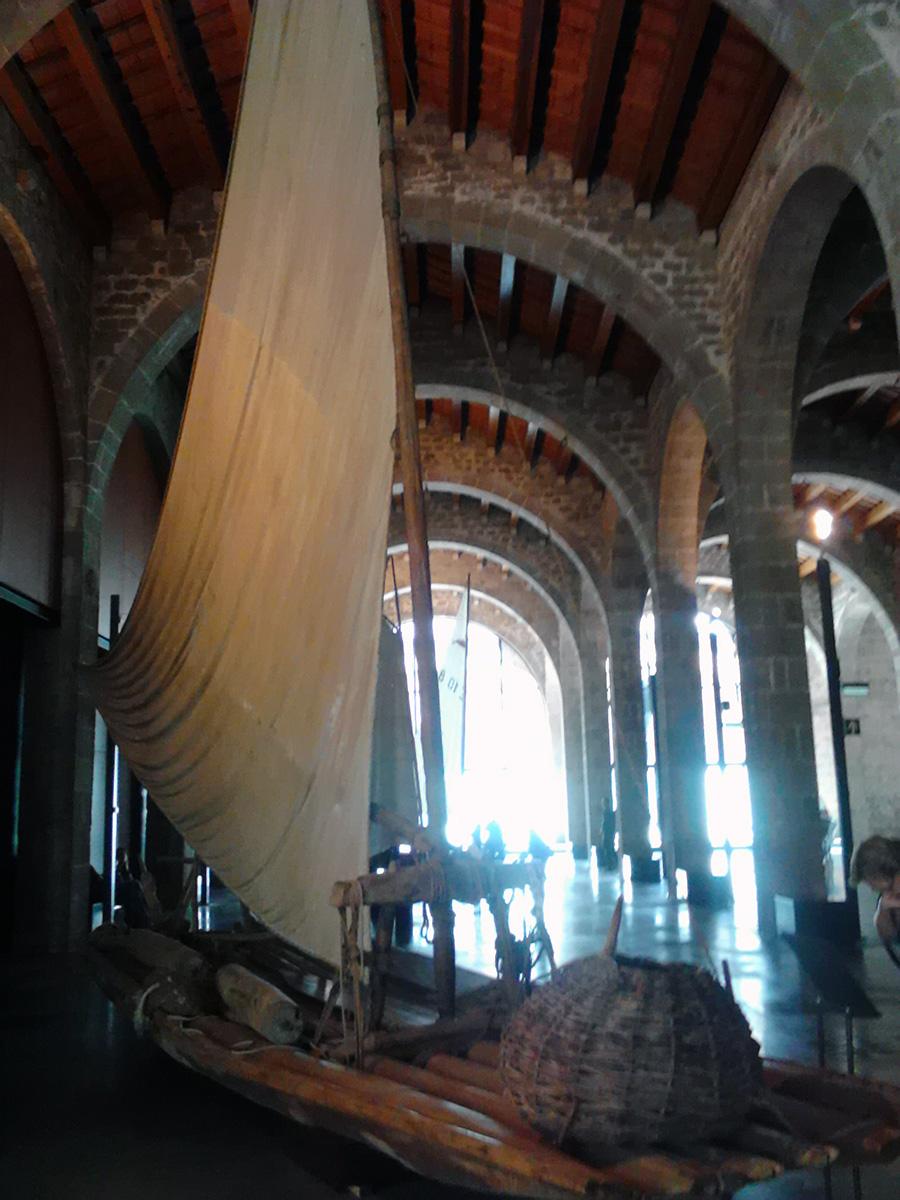 Barcelona museo maritimo españa 2