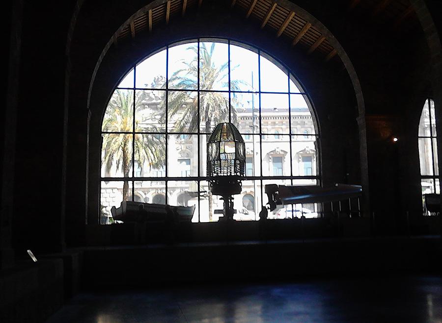 Barcelona museo maritimo españa