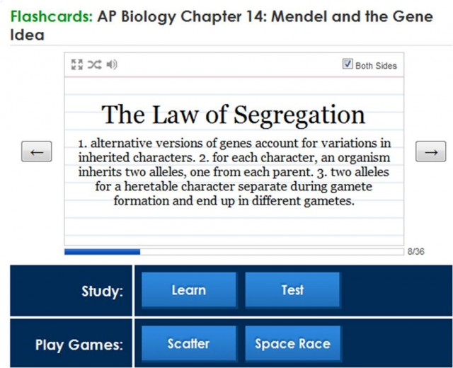 Using the AP Biology Learning Objectives to Design Assessments