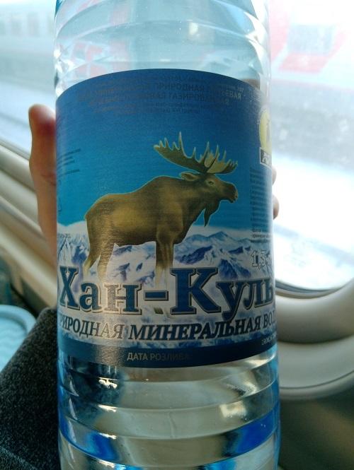 Красивый дизайн и вода вкусная