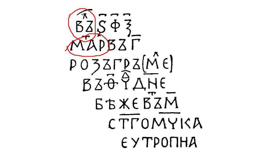 Высоцкий С.А. - Древнерусские надписи Софии Киевской XI-XIV вв. Вып