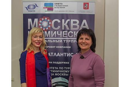 Наталья Артюхина справа