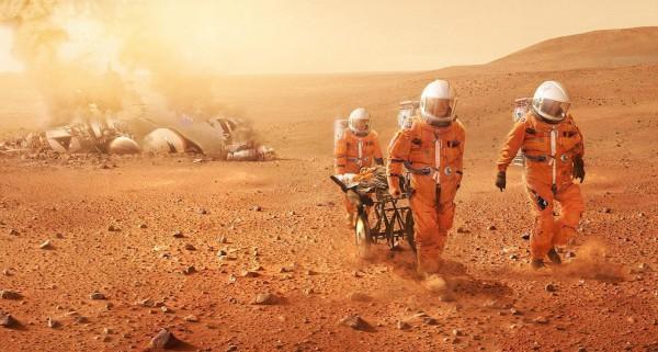 Марсианский крах