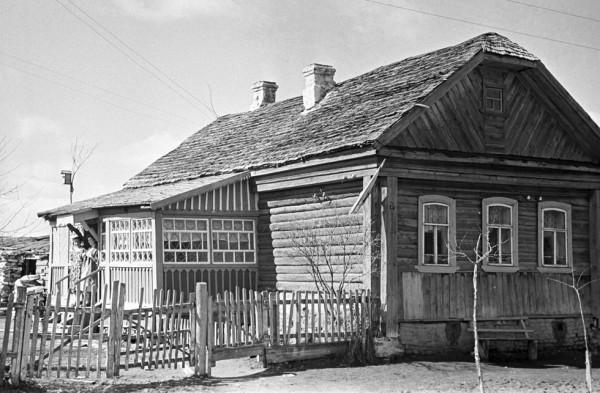 Дом Гагариных