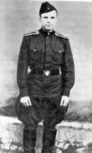 Гагарин курсант ЧВАУЛ
