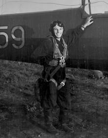 Гагарин и ЯК-18У