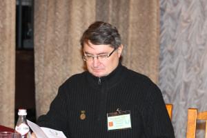 Секретарь жюри Антон Первушин