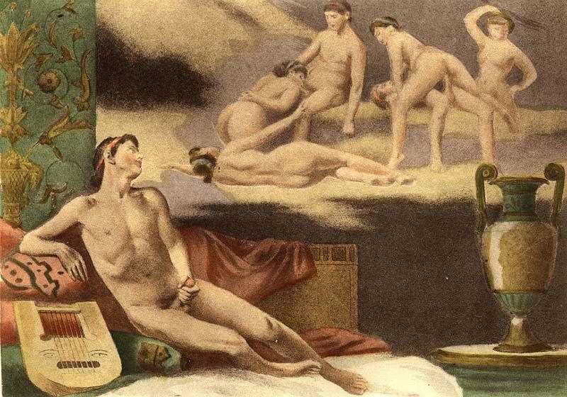 Девушки Истории Онанизма