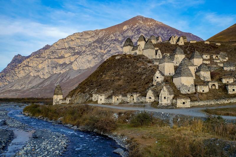 Даргавс, Северная Осетия