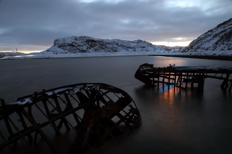 Зачем тебе Арктика? или Путеводитель по Териберке Мурманская область,#наулицезима