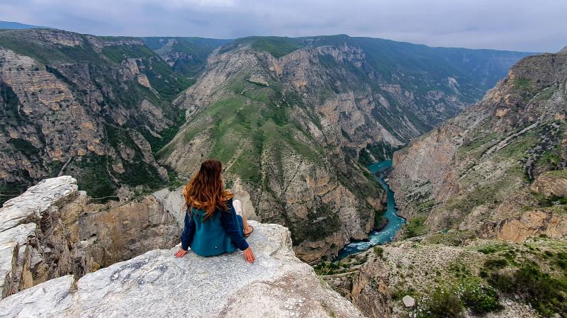 20. Сулакский каньон