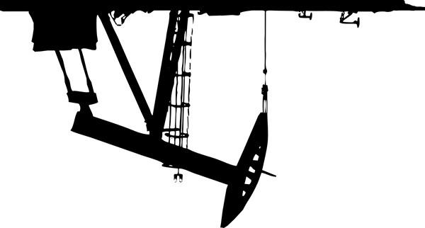 Нефть, вышка, минимализм, вектор, 1600x1200 (1)