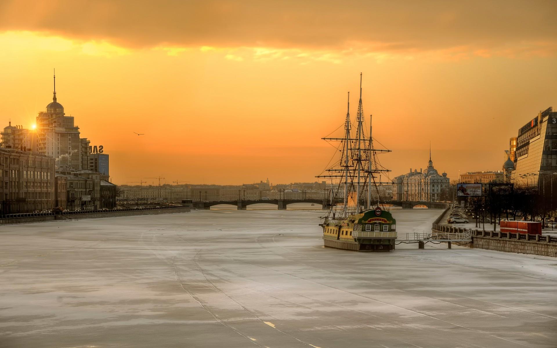 Петербург 100 Amazing Mixed Wallpapers 130 (51)