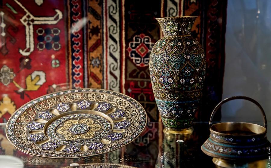 Ювелирное искусство - Дагестан