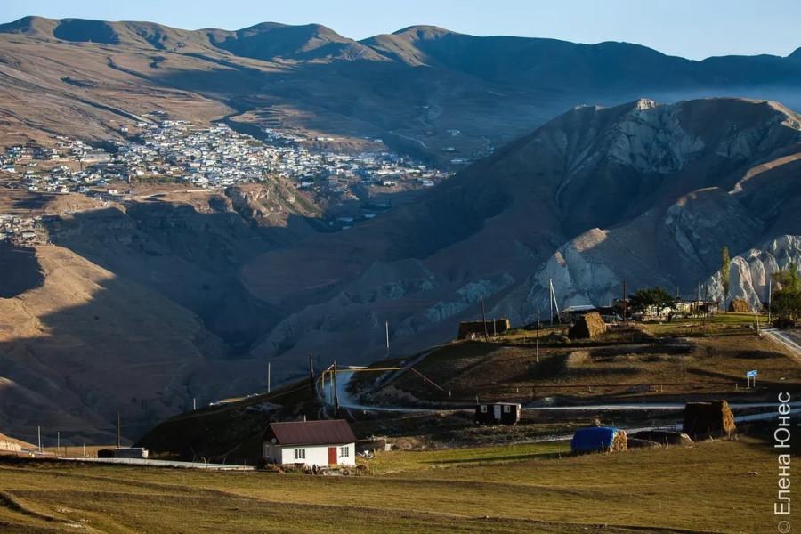 Дагестан, Анди, горы... Россия,Дагестан