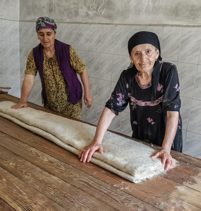 """... во степи станица..."") Россия,Дагестан"