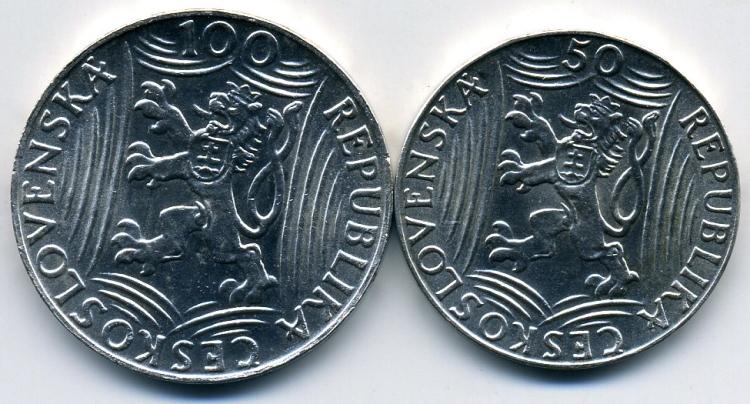 Герб Чехословакии