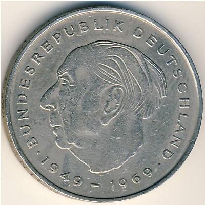 Теодор Хойс на монете