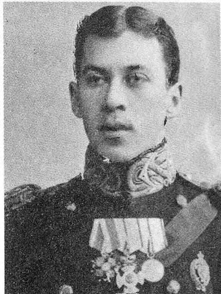 Каллистов Николай Дмитриевич