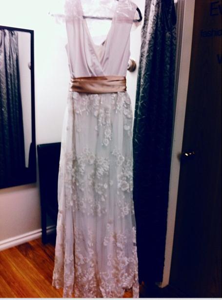 Never Worn Igigi Eugenia Wedding Dress Fatshionxchange