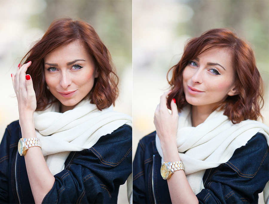 New hair color ) IMG_4775